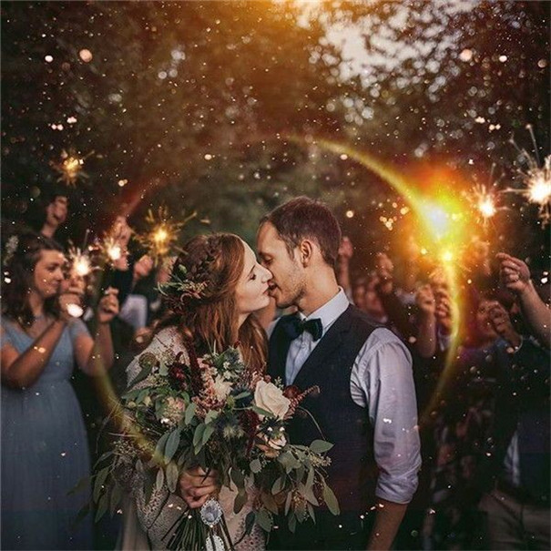22 Breathtaking Night Wedding Photo Ideas Mrs To Be