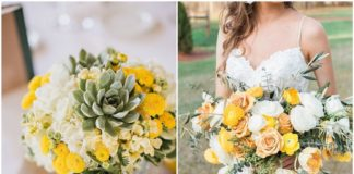 Green and Yellow Wedding Ideas to Blow Your Mind Away