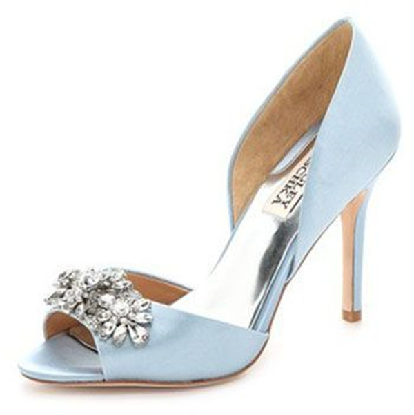 Best Blue Wedding Shoes for Your Something Blue