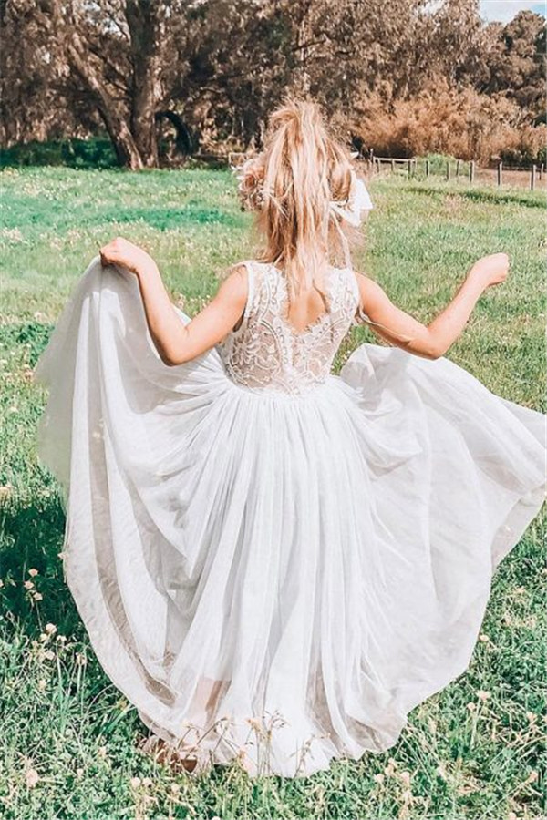 Cute Flower Girl Dresses For Your Wedding Day