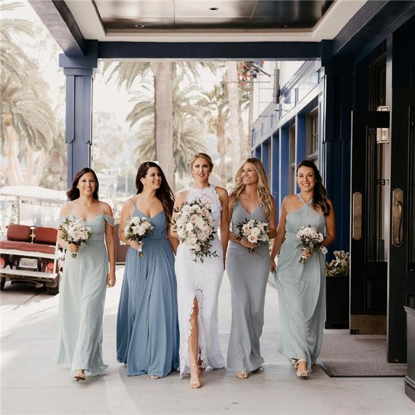 Gorgeous Sparkly Bridesmaid Dresses
